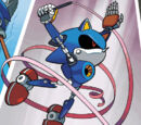 Metal Sonic (Another Time, Another Place)
