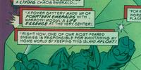 Master Emerald/Pre-SGW