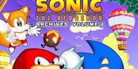 Sonic Archives Volume 4