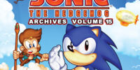 Sonic Archives Volume 15