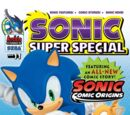 Sonic Super Special Magazine Issue 11