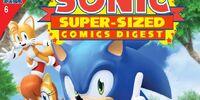Sonic Super-Sized Comics Digest Issue 6