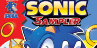 Sonic Free Comic Book Day 2016