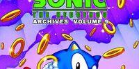 Sonic Archives Volume 9