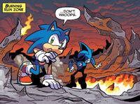 Burning Ruin Zone