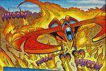 Egg Phoenix Attack