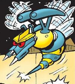 Buzzbomber Old