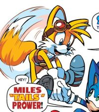 Tails SB