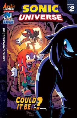 Sonic Universe -88