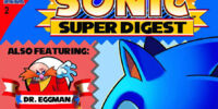 Sonic Super Digest Issue 2
