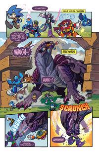Monster Hunter Battle