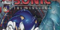 Archie Sonic the Hedgehog Issue 82