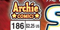 Archie Sonic the Hedgehog Issue 186