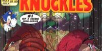 Archie Knuckles Miniseries Issue 1