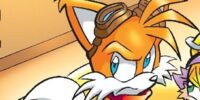 "Miles ""Tails"" Prower (Light Mobius)"