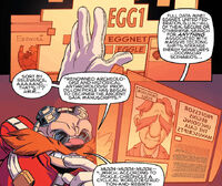 Eggman finds Pickle