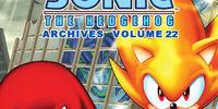 Sonic Archives Volume 22