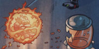 Flame Shield/Pre-SGW