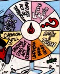 Wheel of Misfortune