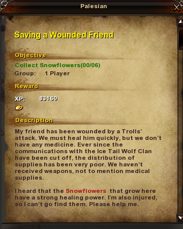 46 Saving a Wounded Friend