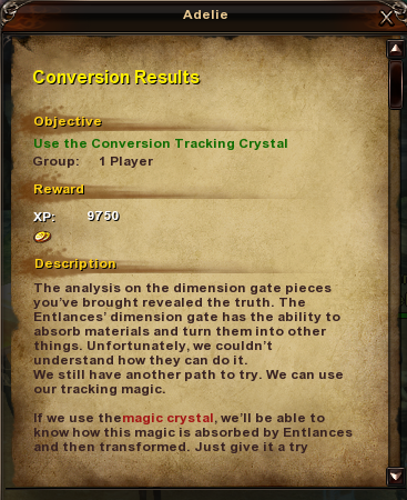 79 Conversion Results