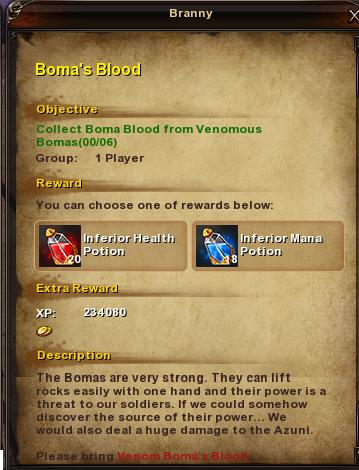 139 Boma's Blood