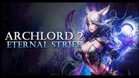 Archlord 2 - Eternal Strife Expansion Trailer