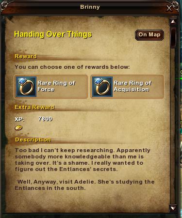 70 Handling Over Things