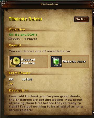 117 Eliminate Belahu