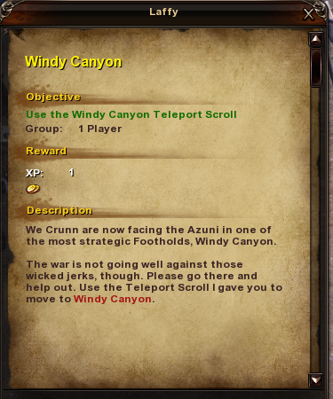 21 Windy Canyon