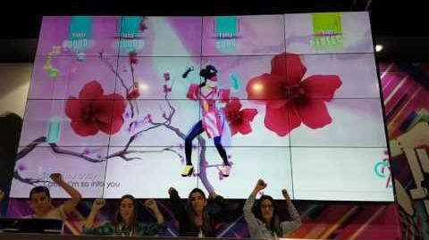 Just Dance® 2017 Into You BGS ★ FULLGAMEPLAY