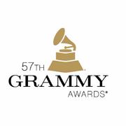 57th Grammys Logo