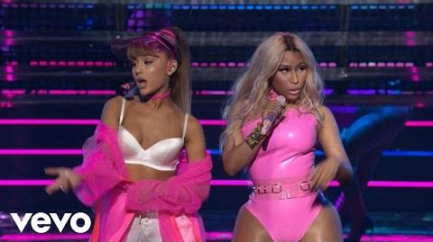 Ariana Grande - Side To Side (Live from the 2016 MTV VMAs) ft