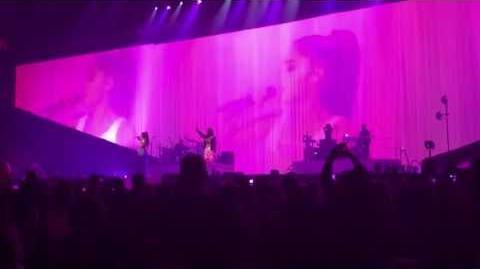 Ariana Grande - Esta Noche Ft. Bia - Dangerous Woman Tour Manchester