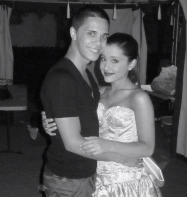 dating aint nobody got time for that: ariana grande and jordan viscomi dating