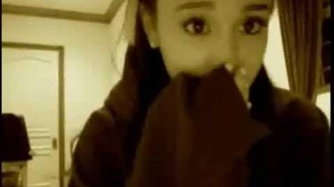 Ariana Grande- Boyfriend material (studio version)