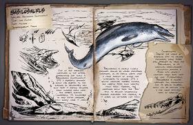 Basilosaurus Dossier