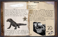 ARK Another Fan-made Megalania Dossier