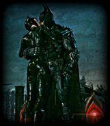 Catwoman Batman-final kiss