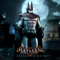 Gotham Knight-anime suit