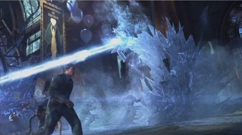 """Batman Arkham Origins - Cold, Cold Heart Teaser """"Old Acquaintance""""-0"""