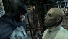 Batman vs strange