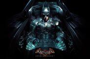 Batman Batmobile ArkhamKnight
