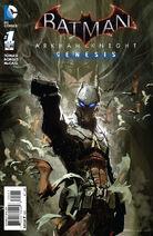 Batman Arkham Knight Genesis Vol 1 1 (1)