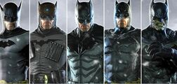 Batman ArkhamOrigins SeasonPass skins 2