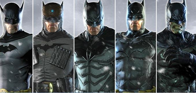 Arkham Joker Skin Any of The Skins From Arkham
