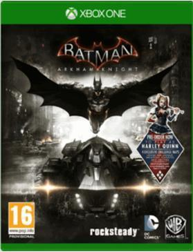 Batman Arkham: Knight Languages: French, Italian, German, Castillian Spanish, Latin American Spanish, Brazilian Portuguese, Japanese, Korean, Russian, and Polish Platforms: Xbox One, PS4, and PC
