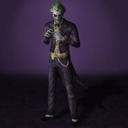 Batman arkham city sick joker by armachamcorp-d6jtdpa