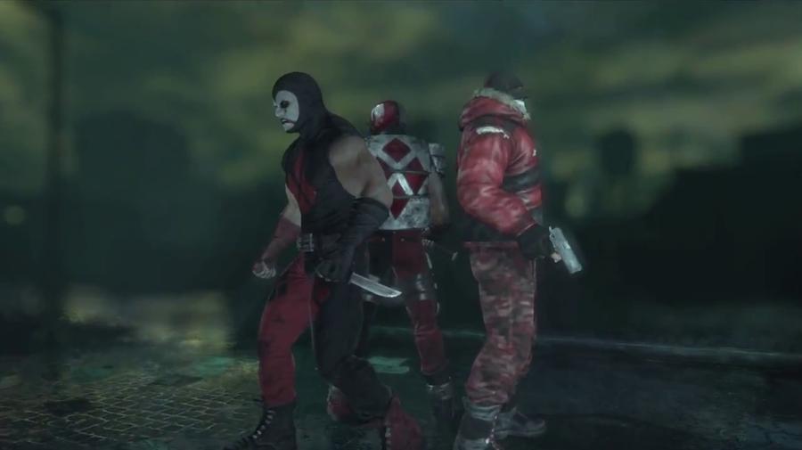 Batman Arkham City Secret Wishes Harley Quinn Adult Costume ...