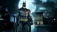 Batman Arkham Asylum suit